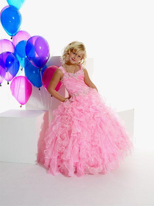 10 best Pageant Attire images on Pinterest | Kids wear, Dresses for ...