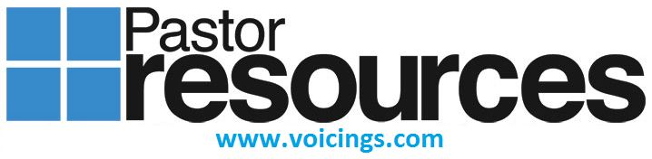 Pastors resources available at www.voicings.com. Find sermon illustrations, sermons, books, blogs and much more!
