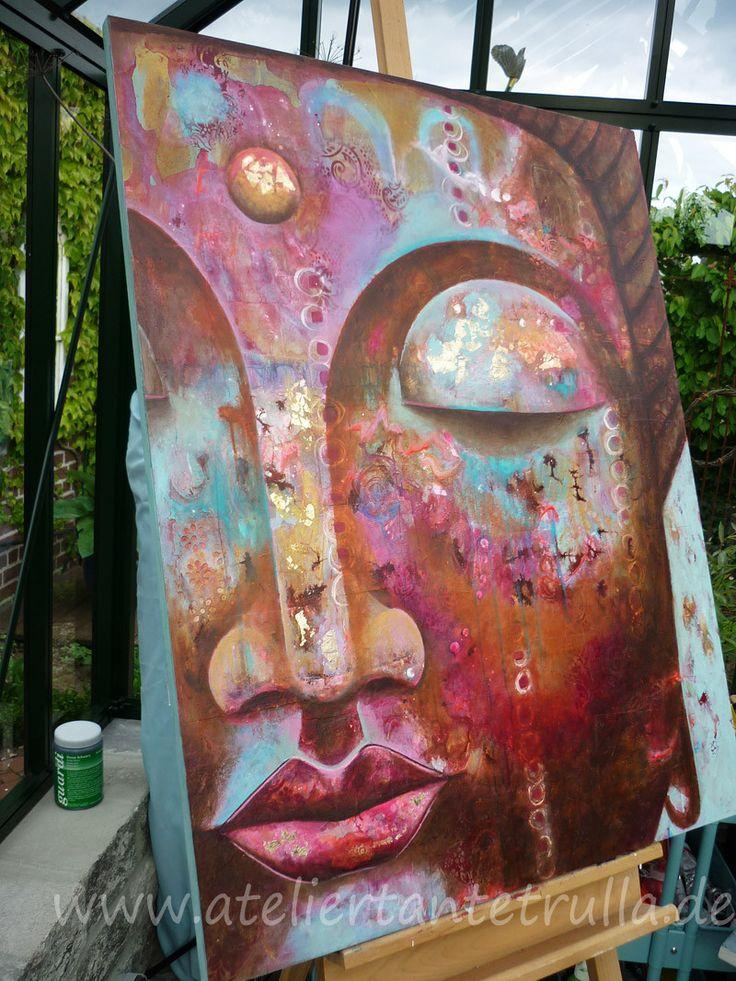 Kunst - Malerei - Atelier Tante Trulla - Atelier Tante Trulla - Kunst - Malerei