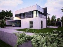 Moderna 4 | Moderní domy | EcoHouse Czech a.s.