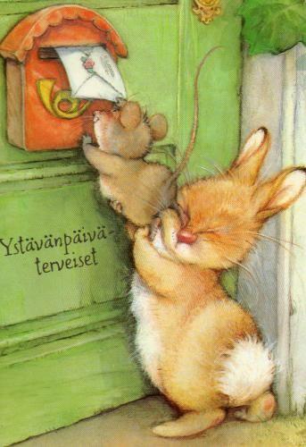 .love the bunnies face