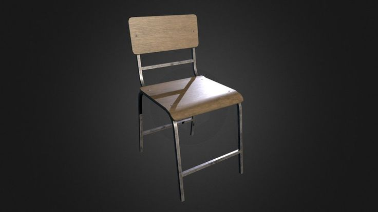 simple chair by gromorg