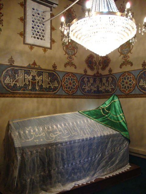 Bektashi Tomb at Haci Bektas