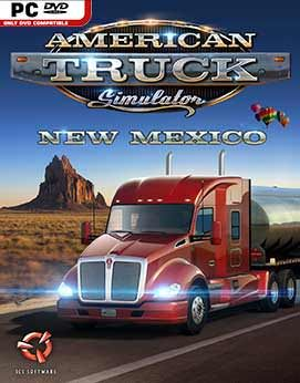 American Truck Simulator New Mexico-PLAZA