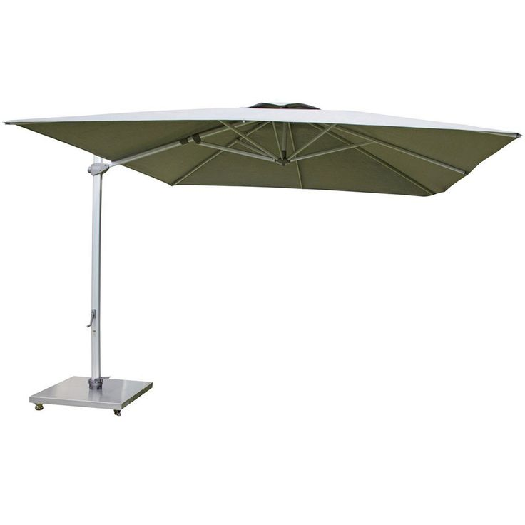 Skyline+Antigua+Cantilever+Parasol+-+Taupe+-+Luxury+outdoor+taupe+parasol+with+aluminium+frame+from+Skyline.  Shade+your+guests+from+the+summer+rays+with+the+Skyline+Antigua+Cantilever+Parasol+