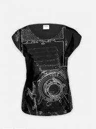 Koszulka aparat / Zeiss camera t-shirt