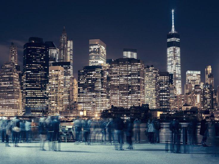Viajando a la ciudad que nunca duerme - http://www.absolutnuevayork.com/viajando-la-ciudad-nunca-duerme/