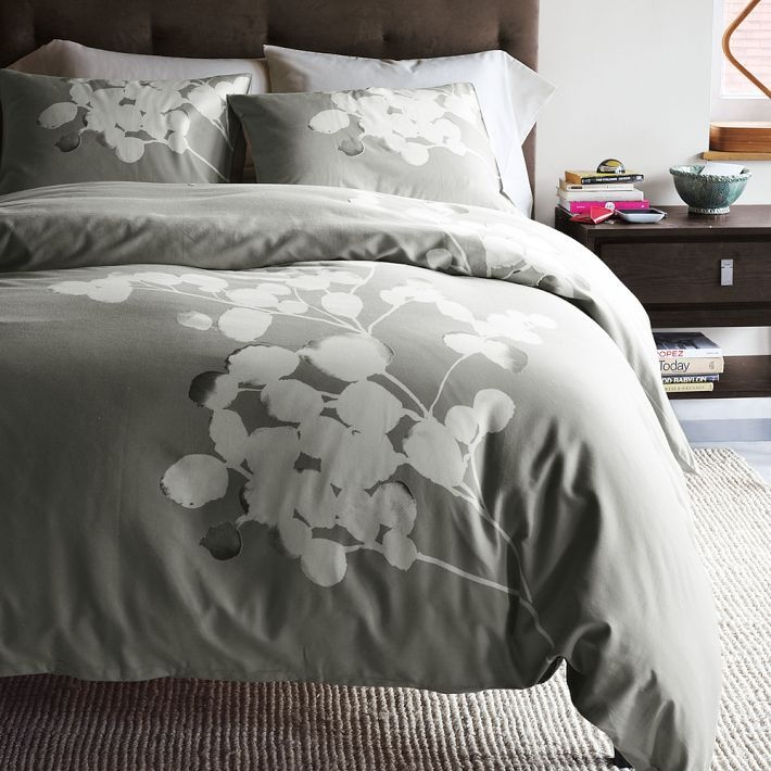 Solarized Duvet Cover and Shams: Bedding, Guest Room, Westelm, Duvet Covers, Solarized Duvet, Master Bedroom, West Elm, Bedroom Ideas