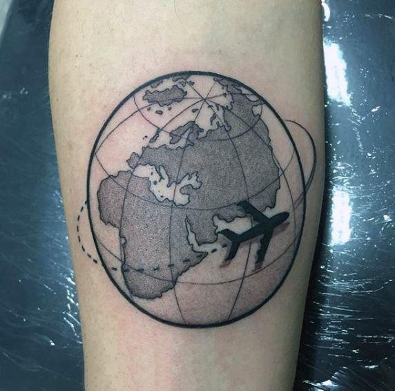 41 best Small World Tattoo images on Pinterest | Tattoo ...