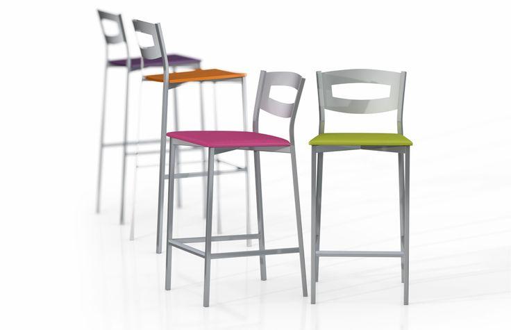 22 best mesas y sillas de cocinas modernas images on pinterest linea 3 madrid y sillas modernas - Taburetes cocina conforama ...