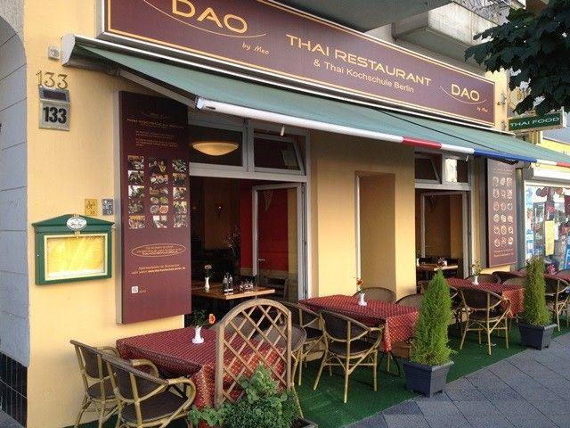 Dao - Thai-Restaurant - Startseite