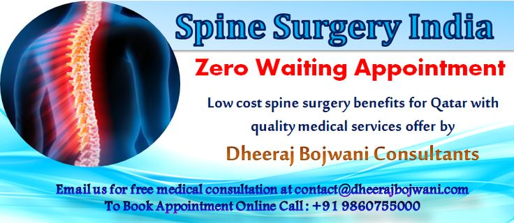 Spinal surgery is also called spondylodesis or spondylosyndesis. It is a neurological or orthopedic surgical technique that joins two or more vertebrae. This surgery can be performed at any level in the spine it may be cervical, thoracic, or lumbar and it prevents any movements of the treated vertebrae.