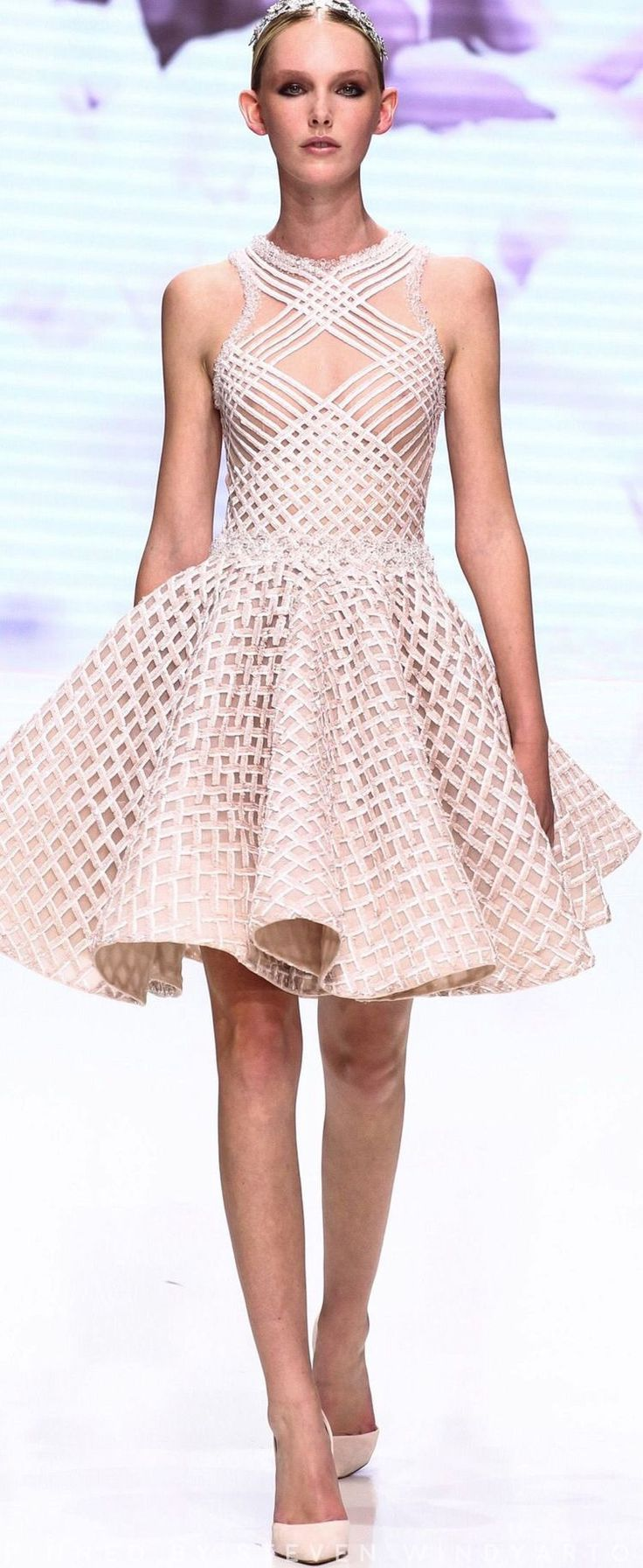 Michael Cinco Fall 2016 Couture