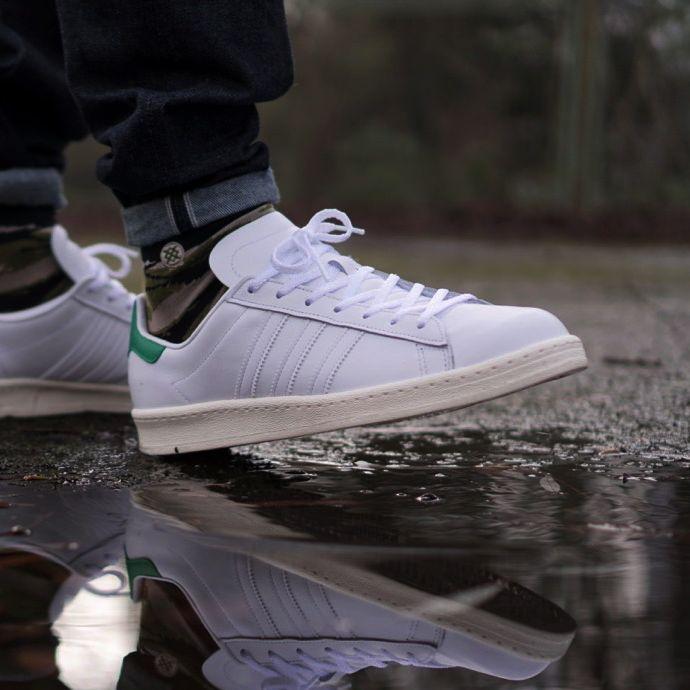 Adidas Originals | Nigo Campus 80s White/Green