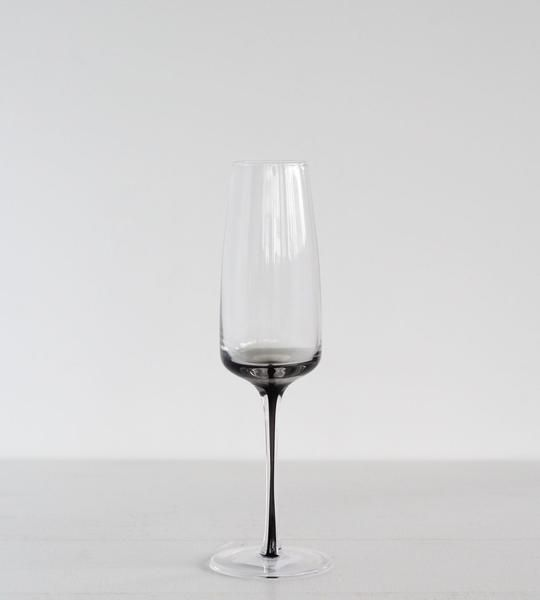 Broste | Champagne Glass | Smoke
