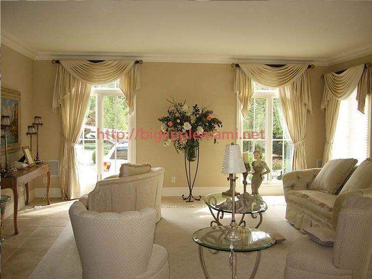 Best 25+ Valances for living room ideas on Pinterest | Valences ...