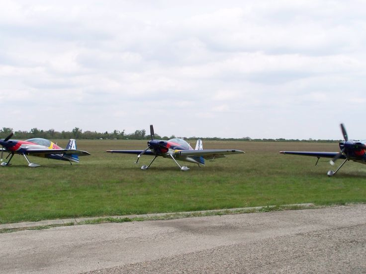 Műrepülőgépek