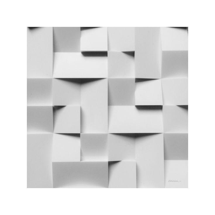 Squares Poster 30x30 cm - Kristine Norlander - Selected by Walnutstreet - RoyalDesign.de