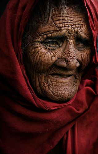 """This portrait is amazing, it is moving and captivating.  Compelling.  Awe and respect for this beautiful person.  Great photo capturing so many life stories defined in her face  and even seems to capture her spirit as noted through the """"weather, work, worry"""" caption.   Fantastic portrait...Mai An Hoa"""