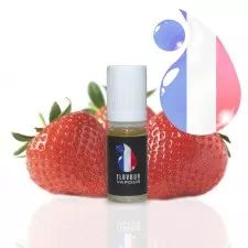 Paris Range Strawberry E-Liquid