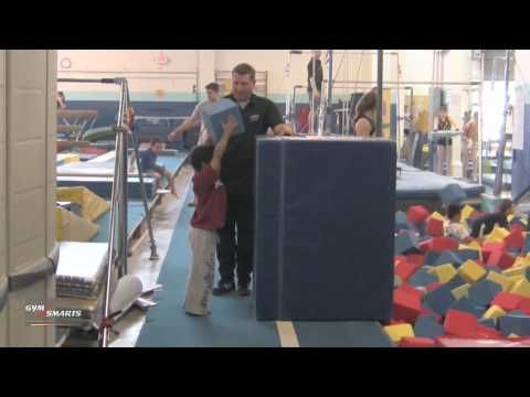 Jumping Drill For Front Flip - Great!
