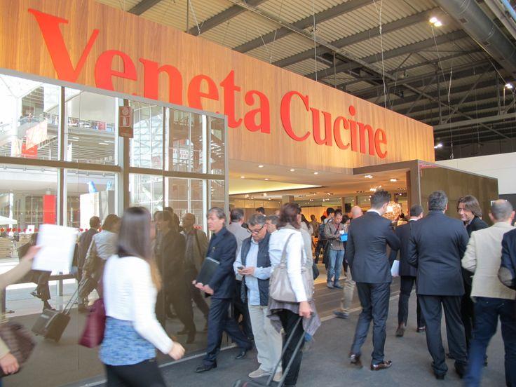 #milanodesignweek #eurocucina2014 #venetacucine #breradesigndistrict