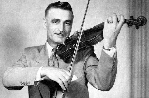 "Winston ""Scotty"" Fitzgerald -  Cape Breton fiddler"