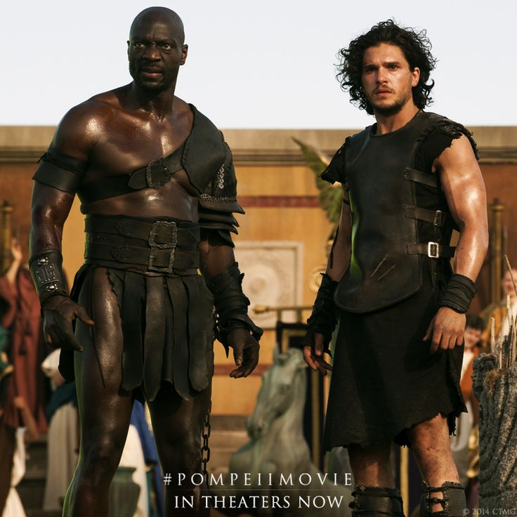 Prasownik: Pompeii Movie