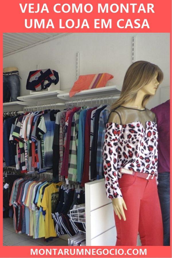 db9f6f7c1 Confira o que você precisa para montar uma loja em casa com sucesso ...