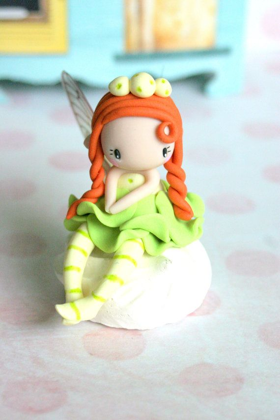Hey, I found this really awesome Etsy listing at https://www.etsy.com/listing/268136806/meringue-fairy-figurine