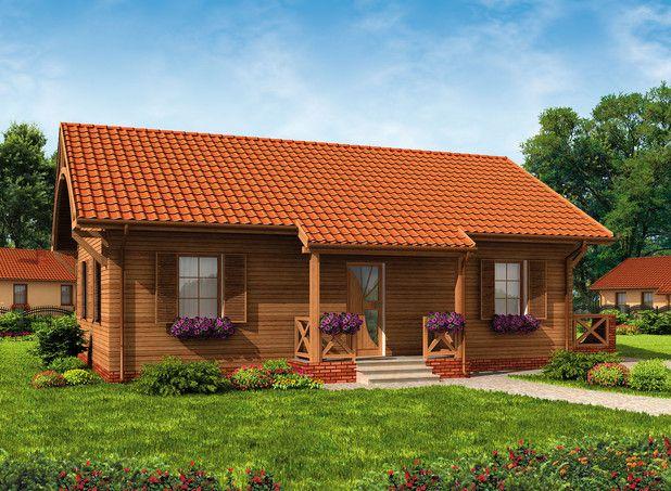 Ten #projekt to wymarzona propozycja dla właścicieli działek w terenach wiejskich i górskich, ten dom znakomicie prezentuje się w podmiejskiej, prowincjonalnej scenerii. Zobacz więcej - kliknij w Pina:)!