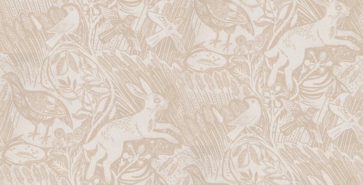 Harvest Hare (SJWPHHCW) - St Judes Wallpapers - Harvest ...