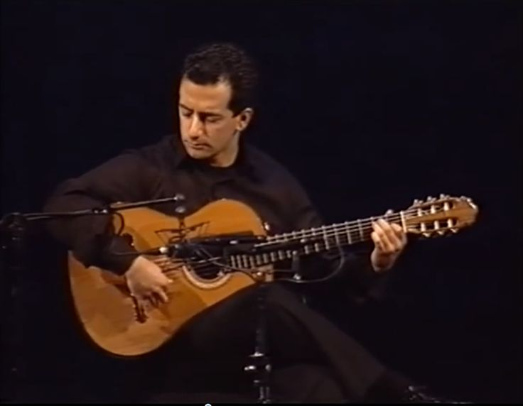 Malaguena – Solo Flamenco Guitar