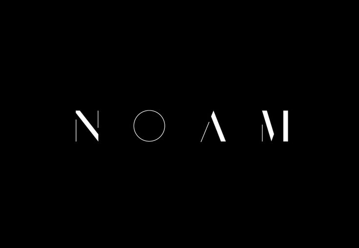 Logo created by Graphical House for interior design consultancy Noam
