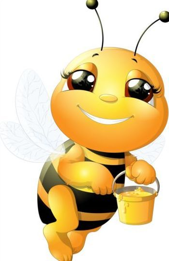 lovely cartoon bee set vectors 22 - https://www.welovesolo.com/lovely-cartoon-bee-set-vectors-22/?utm_source=PN&utm_medium=welovesolo59%40gmail.com&utm_campaign=SNAP%2Bfrom%2BWeLoveSoLo