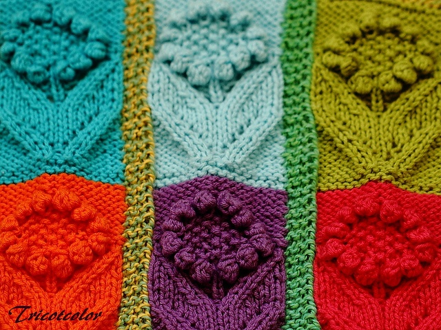 Knitting Flowers Design : Best diagrammes tutos tricot images on pinterest