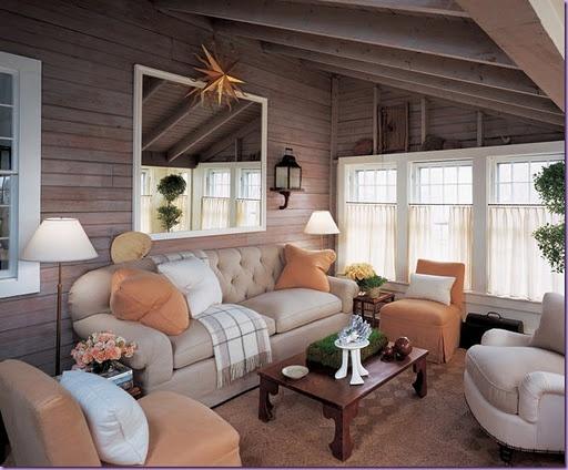 cozy 3 season porch
