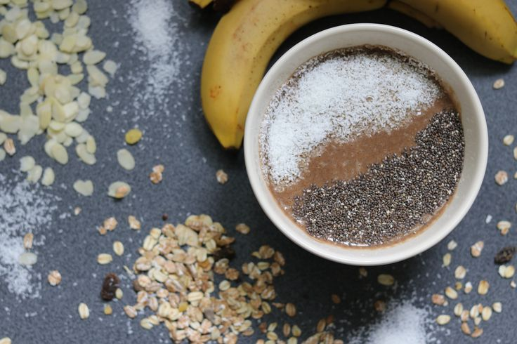 Hoy receta de smoothie bowl para los muy cafeteros. Ya la puedes ver en mi canal de Youtube