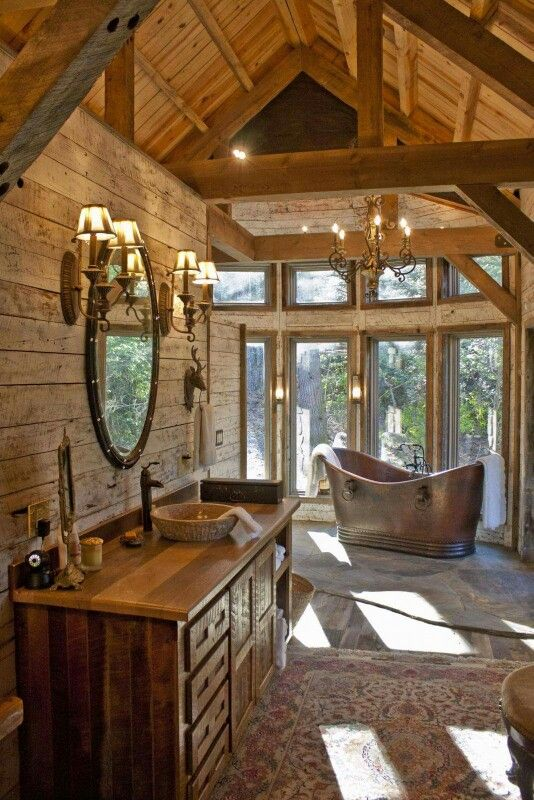 Rustic Homes, Cabin, Western Part 74