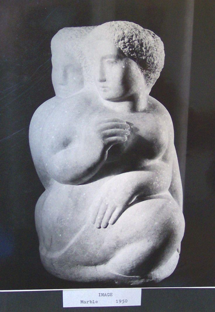 sculpture by Harry E. Stinson