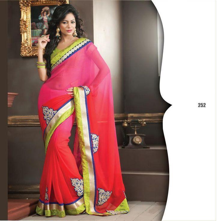 Buy 1 Get 1 Free Partywear Pakistani Indian Designer Ethnic Dress Bollywood Sari #kriyacreation