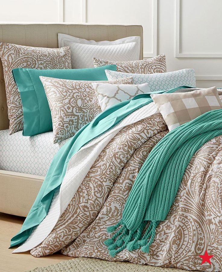 17 Best Ideas About Taupe Bedding On Pinterest