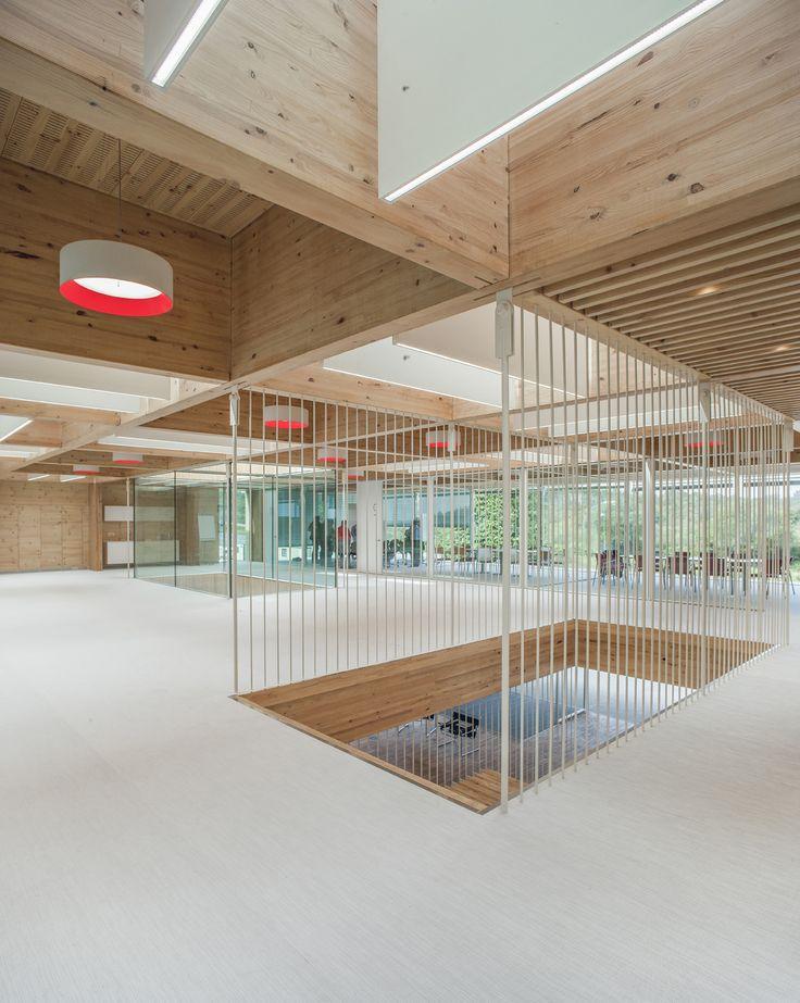 Artemide > Luminarias para las nuevas oficinas Finsa