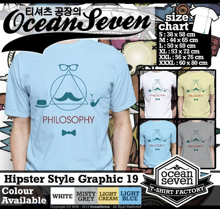Kaos Hipster Style | Hipster Lovers 3