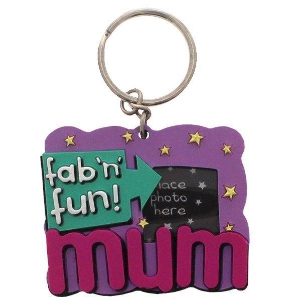 Fab Fun Mum 3D Nøglering - Måske til Mors Dag? En lidt anderledes gave til Moderen i dit liv <3 Se mere på www.MinTemaFest.dk