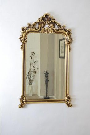 1000 images about shabby chic mirrors on pinterest for Baroque leaner mirror