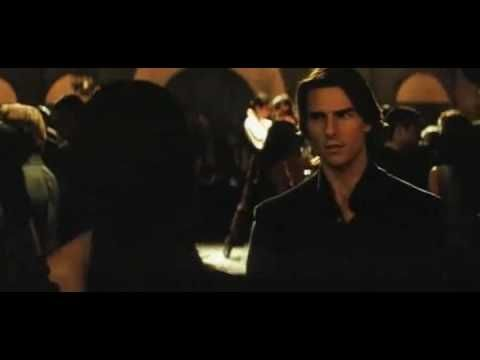 Mission Impossible II Trailer   With Tom Cruise and the talented Thandie Newton.