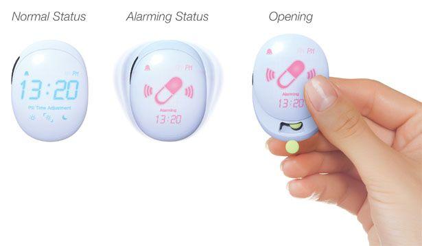 Pill Clip by Chaemin Ahn and Hoon Yoon
