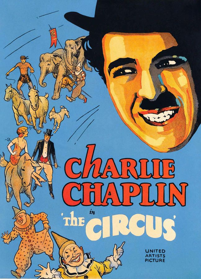 """The Circus"" (1928) , directed by Charles Chaplin"