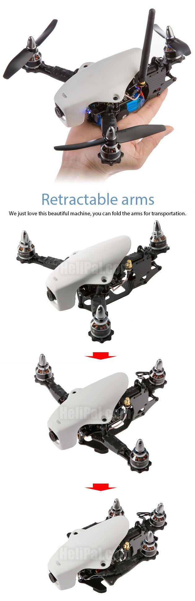 Storm Racing Drone (RTF / SRD-Y3 / CC3D) http://www.helipal.com/storm-racing-drone-rtf-srd-y3-cc3d.html